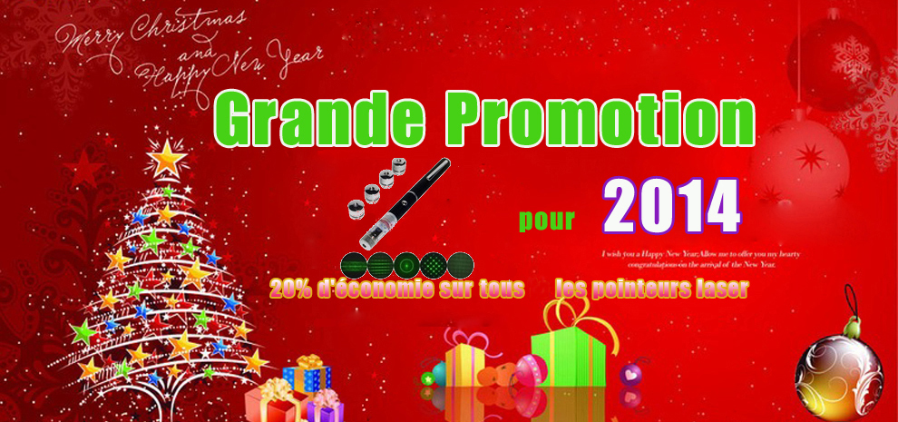 Pointeur Laser De Promotion 2014