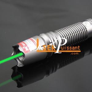 Pointeur Laser Vert 500mw Puissant/Allumer Allumette