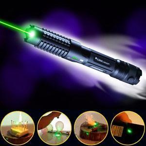 10000mW Laser vert