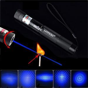 pointeur laser bleu 303