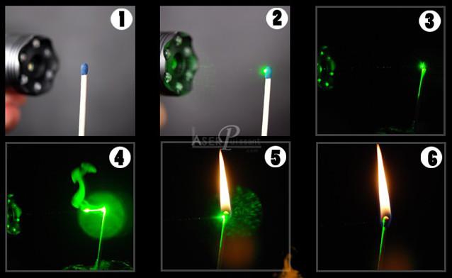 200mW Pointeur laser