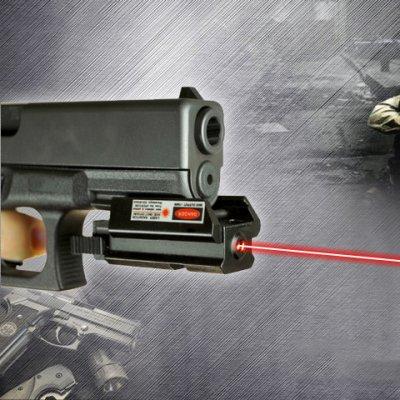 Petit viseur laser rouge 1mW R29