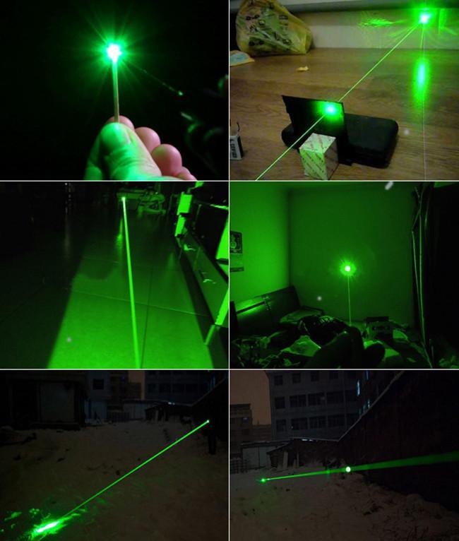 laser puissant qui brule