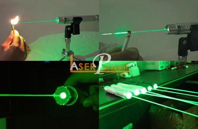pointeur laser 5000mW de poche ultra puissant