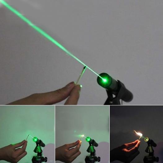 achat de pointeur laser vert