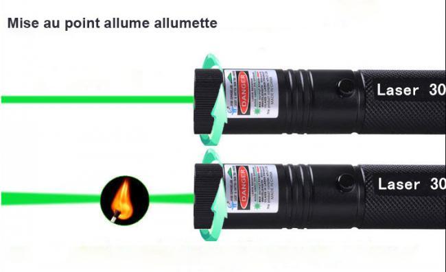 laser vert tactique