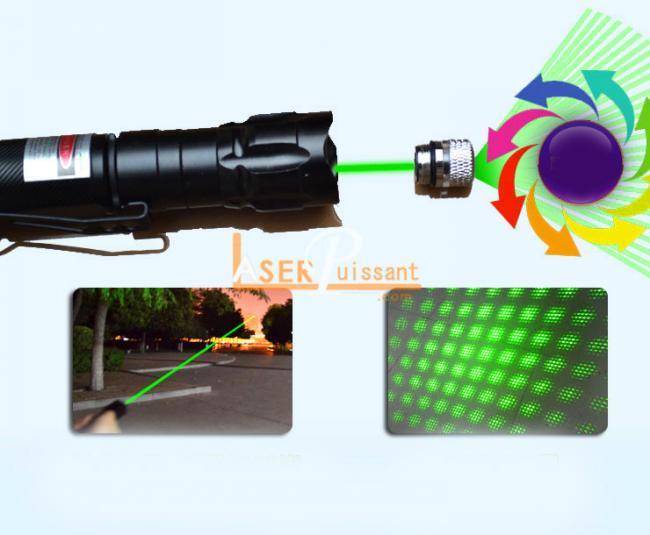 laser vert 500mw  puissant