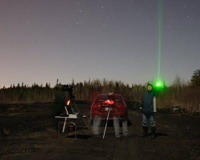 50mW Pointeur laser vert