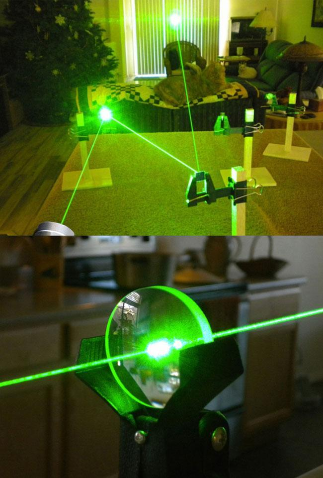 500mw Pointeur laser vert avec qualité fiable chez laserpuissant.com