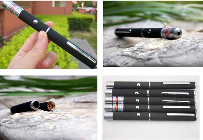 stylo laser vert