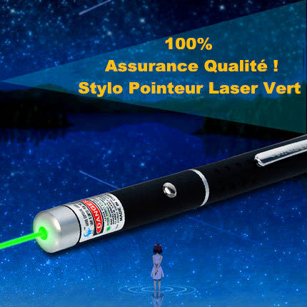 400mw stylo laser vert puissant meilleur prix chez. Black Bedroom Furniture Sets. Home Design Ideas