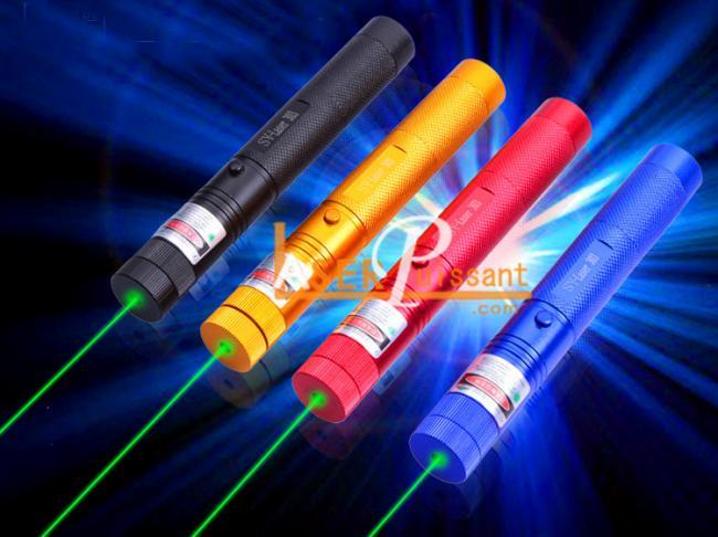 portée laser 303