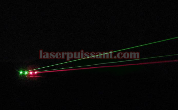 10mW Pointeur laser rouge