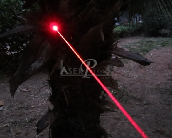 Pointeur laser rouge 3000mw