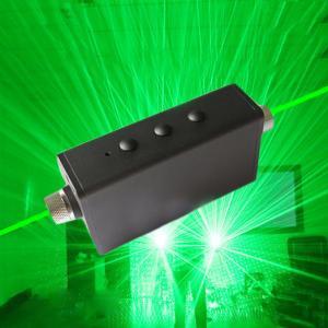 Développement et effets de laser