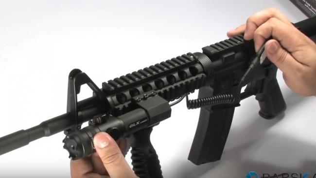 viseur laser 5mw viseur pour pistolet