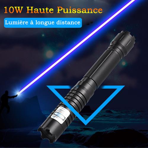 10000mW Pointeur laser bleu