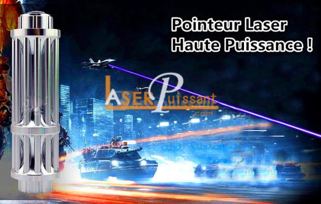 laser Pointeur bleu 10000mW surpuissant