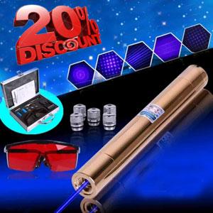 laser bleu 20000mw