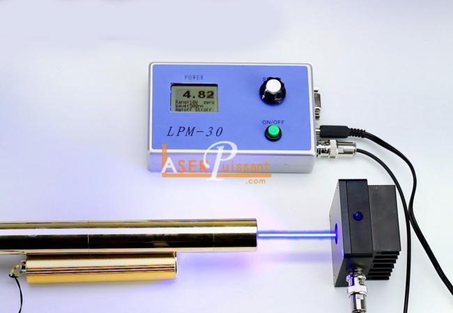 laser bleu puissant 30000mW