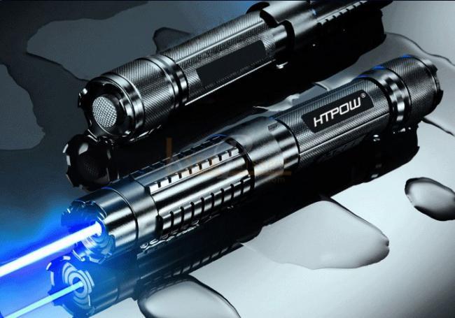 laser bleu classe 4
