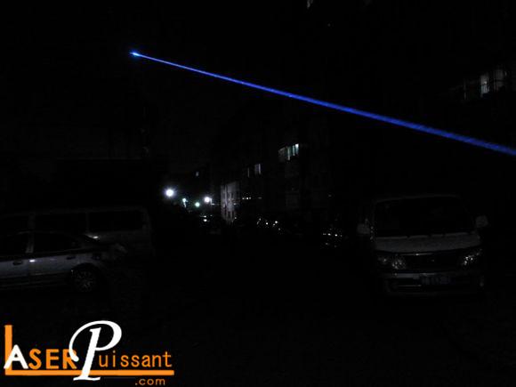 haute puissance 5000mw pointeur laser bleu puissant. Black Bedroom Furniture Sets. Home Design Ideas
