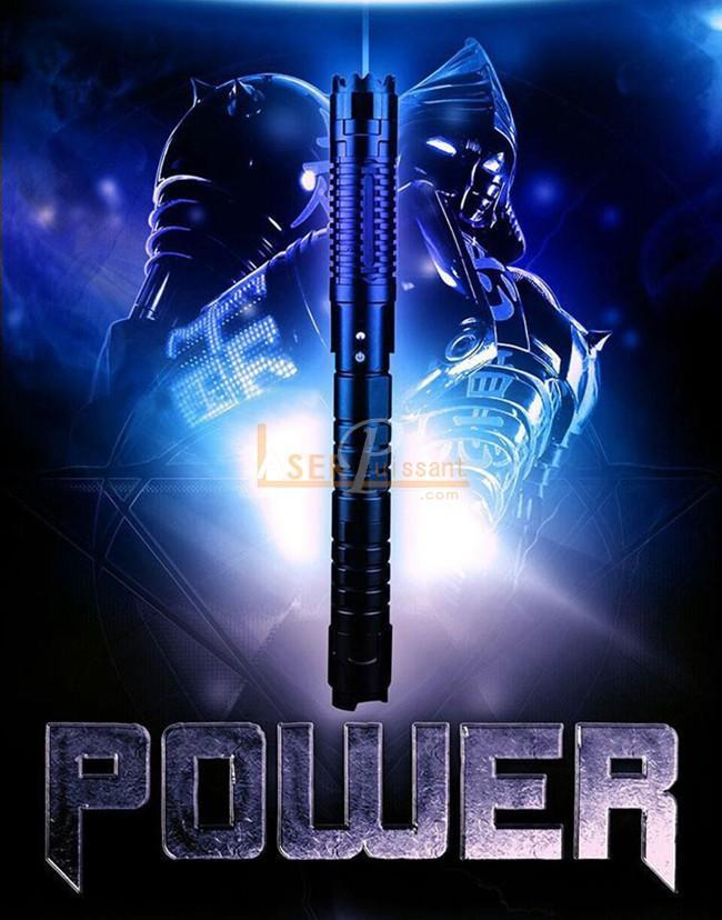 laser bleu 30W