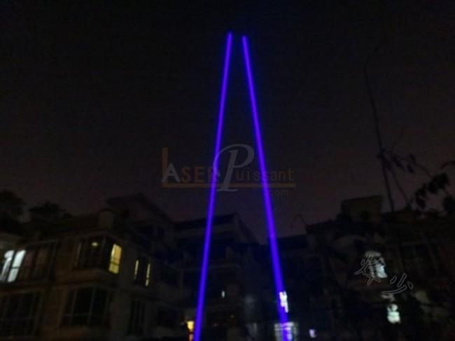 pointeur laser bleu 4000mW