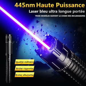 445nm pointeur laser bleu