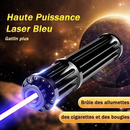 Pointeur laser version améliorée gatling plus