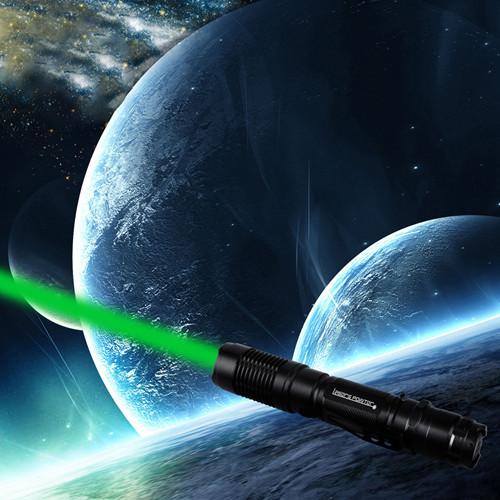 Nouveau pointeur laser vert focalisable