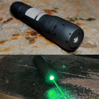 510nm Pointeur laser vert clair 100mW/500mW/1000mW
