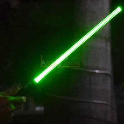 303 Sabre laser