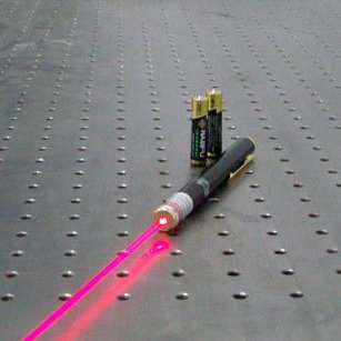 635nm Rouge rose 50mW/100mW pointeur laser CW