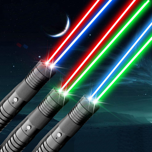 Pointeur laser combo deux couleurs