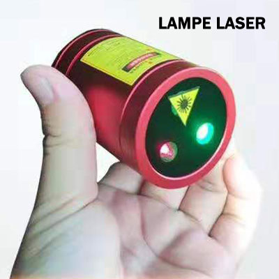 DP4 Lampe laser portable rechargeable