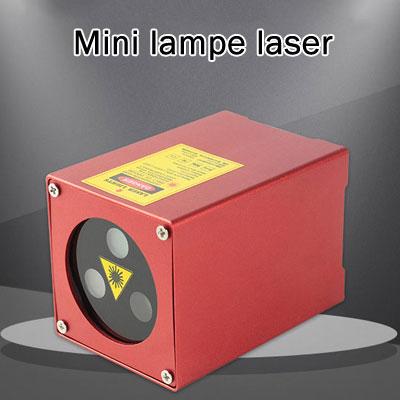 DP4S Mini lampe laser RGB portable