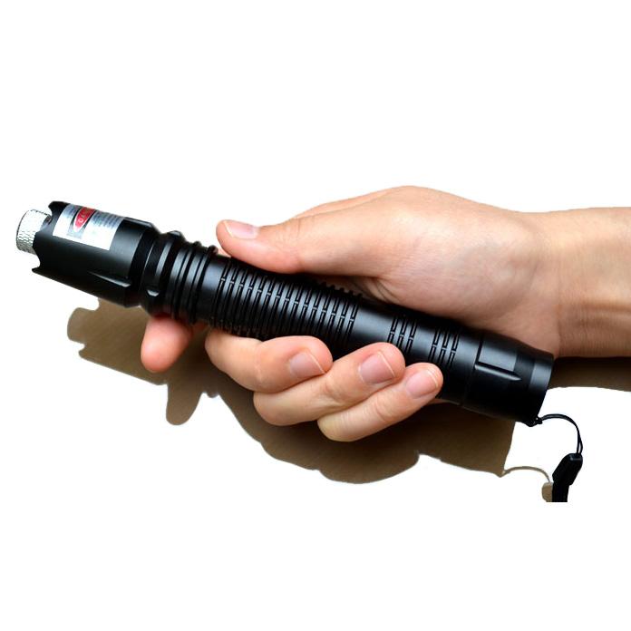 lampe torche Laser