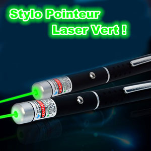 400mW Stylo Laser Vert puissant