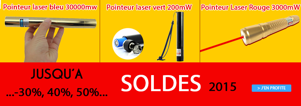 Pointeur Laser De Promotion 2015